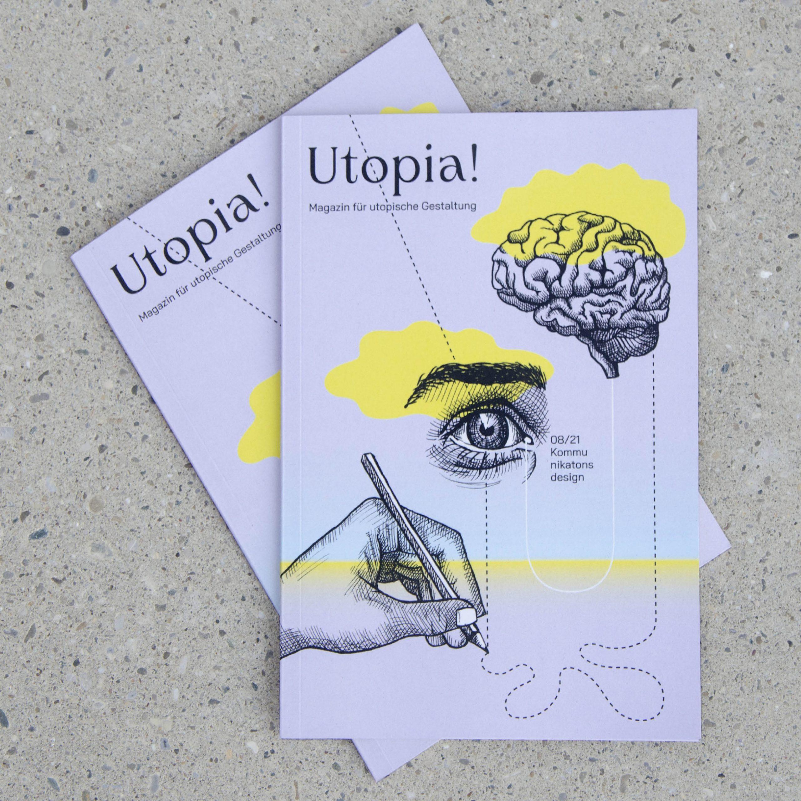 Utopia! – Magazin für utopische Gestaltung
